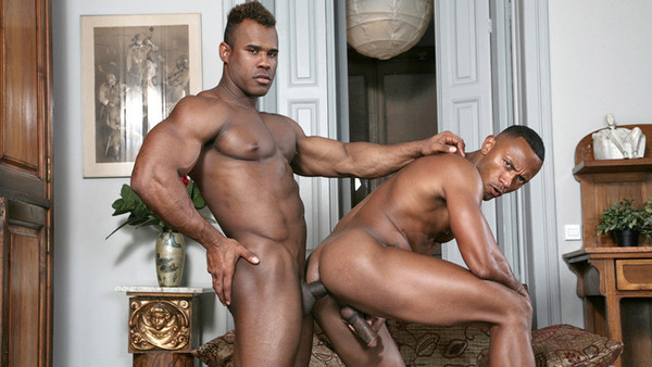 Dark Meat: Ridder Rivera, Santi Sexy