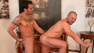 Casting Couch #254: Mike Richie, Lucio Saints